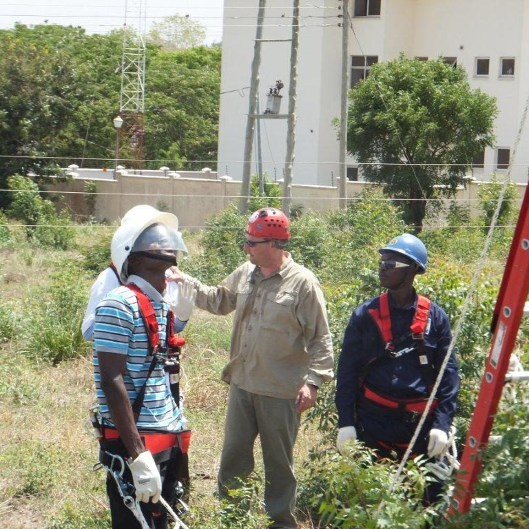 Ghana 11 kV